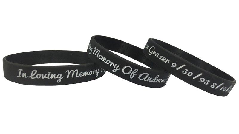 Memorial Wristband